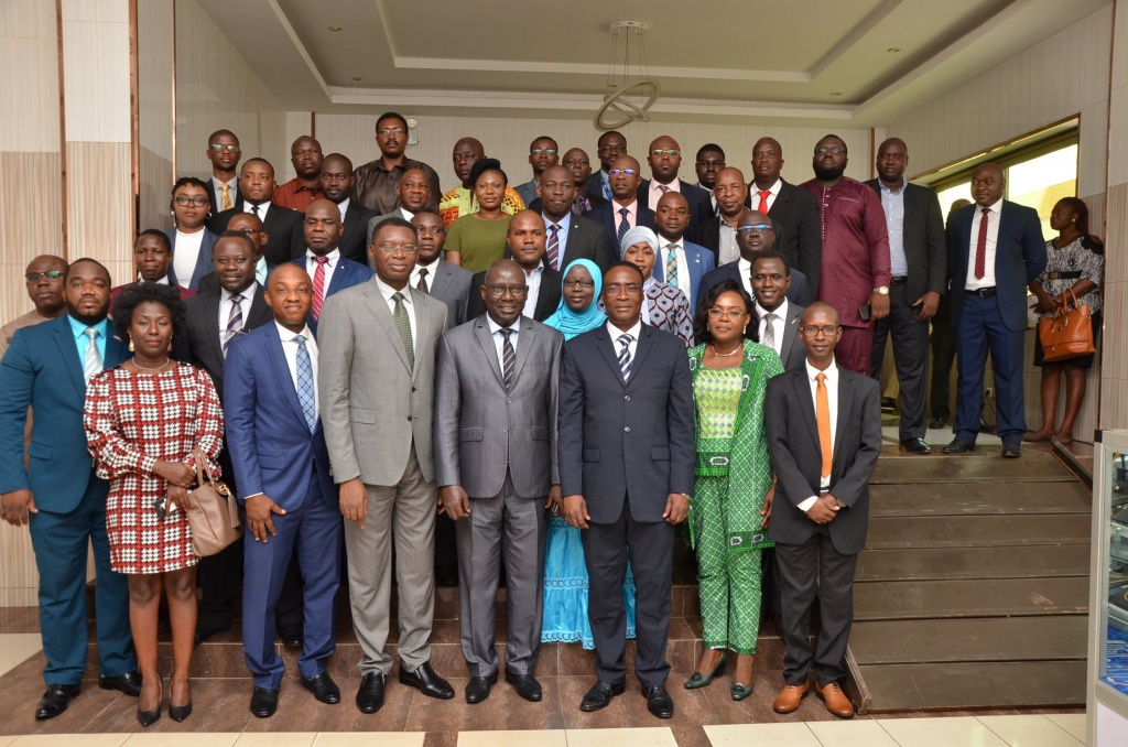 6th council meeting held in Lome, Togo on the 26th to 27th of March, 2019