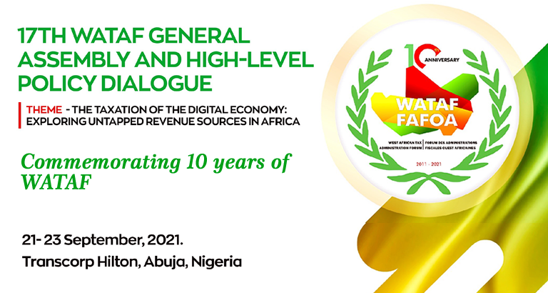 17th WATAF General Assembly and High-Level Policy Dialogue